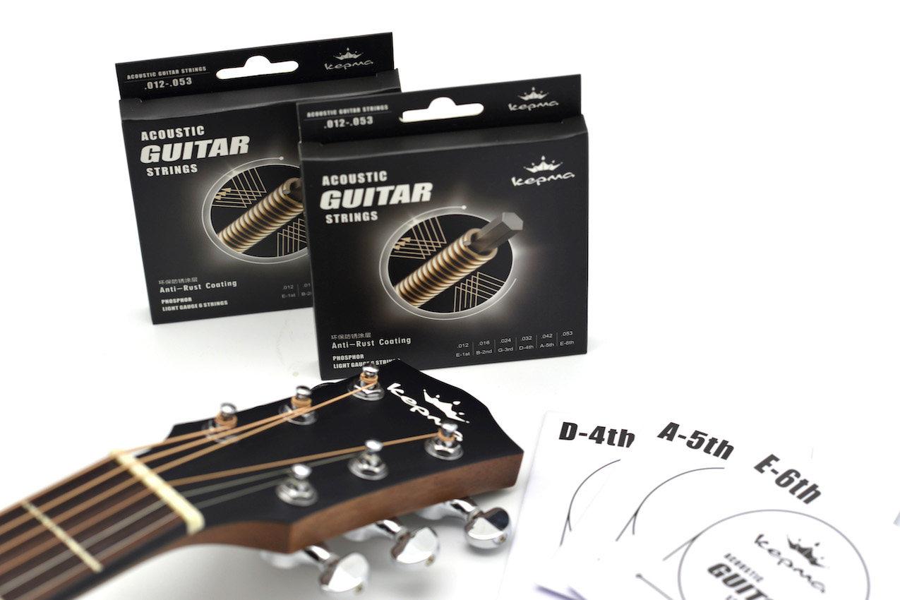 Kepma E series string sets