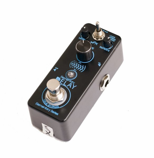 Vervetronix Tape Delay Effect Pedals