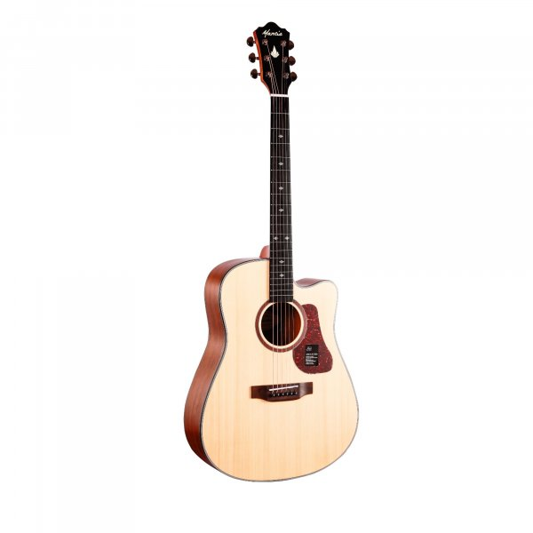 Mantic AG370C  Acoustic Guitar -Natural