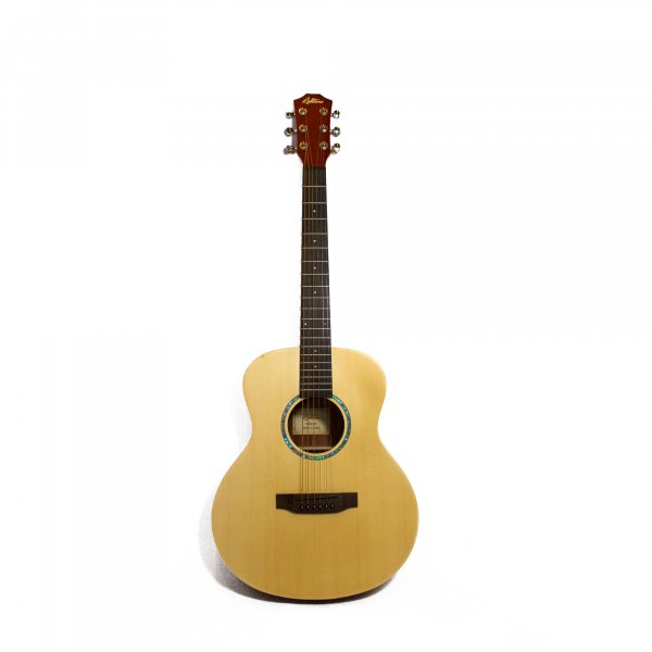Richtone  RT BG1  Travel Acoustic Guitar - Natural