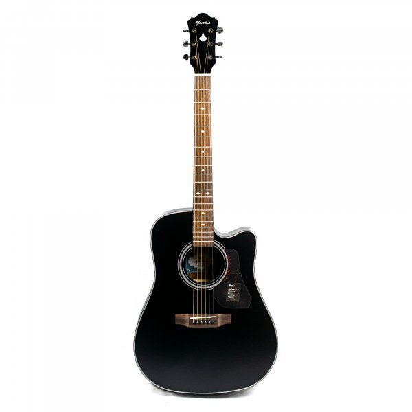 Mantic AG370C  Acoustic Guitar -Black