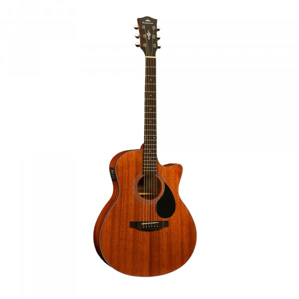 Kepma EAC-E - All Mahogany