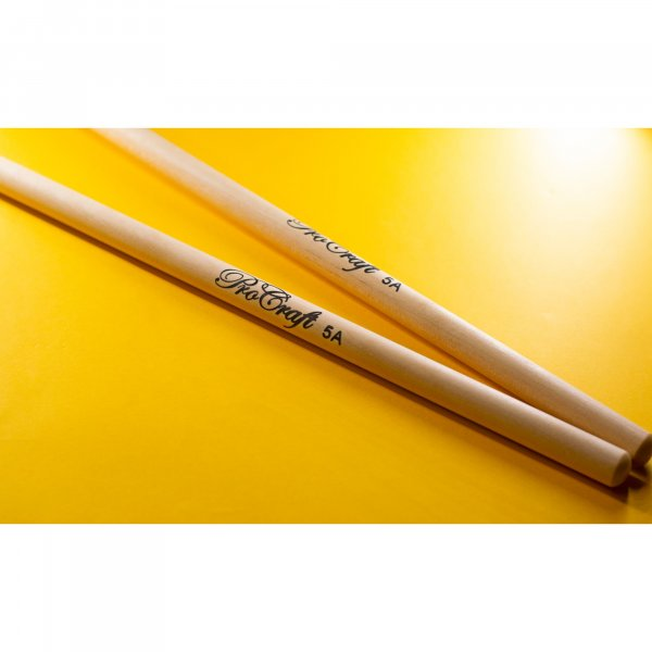 Procraft Drumsticks Set of 5 ( 5a/5b/7a/7b )
