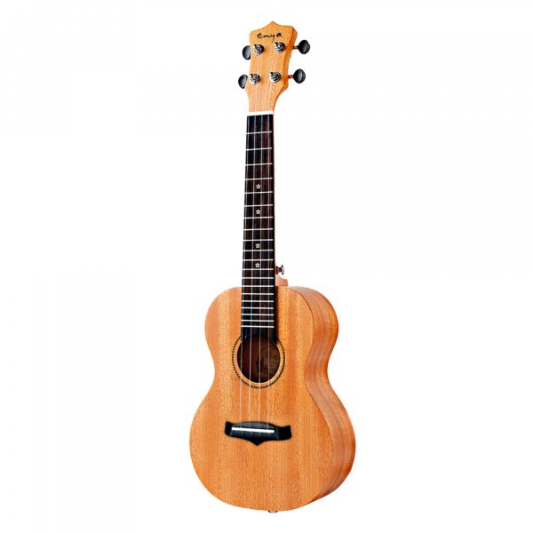 Enya  EUC 25D  Concert Solid Mahogany Top Ukulele - Natural Finish