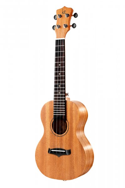 Enya Kaka KUS25D  Soprano Solid Mahogany Top Ukulele - Natural Finish