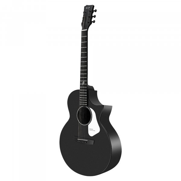 Enya Nova G Acoustic Guitar- Black