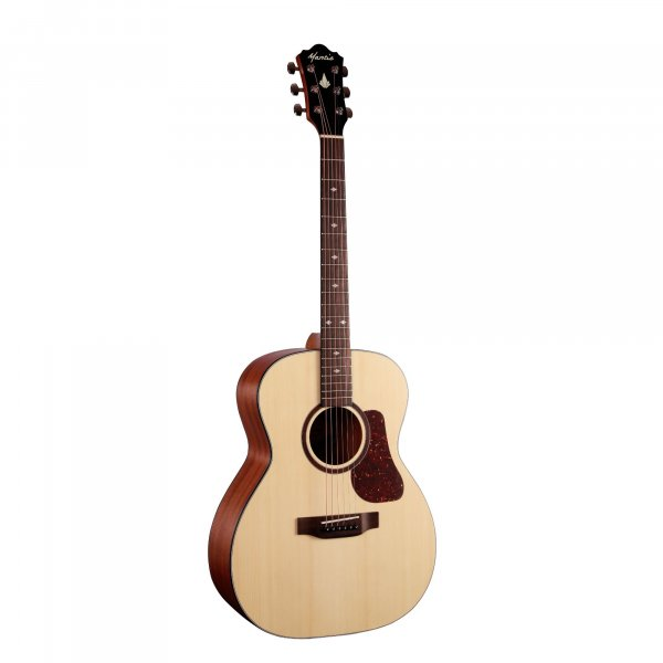 Mantic OM1 Acoustic Guitar - Natural