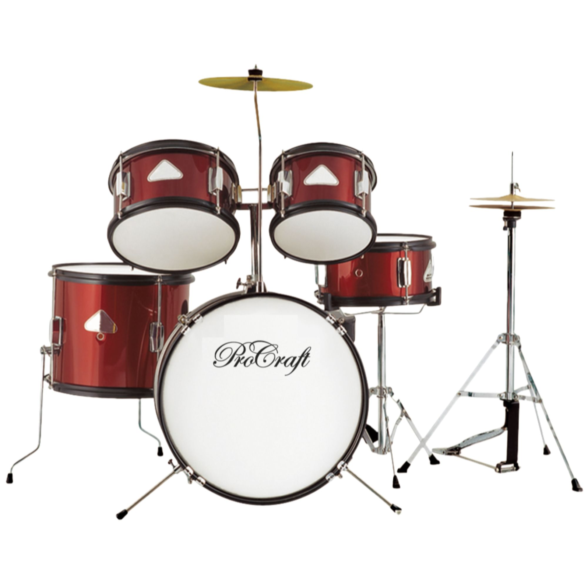 Procraft Junior Drum kit PRJ 1046